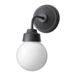 Bold Bathroom Design 10 Wall Lamp