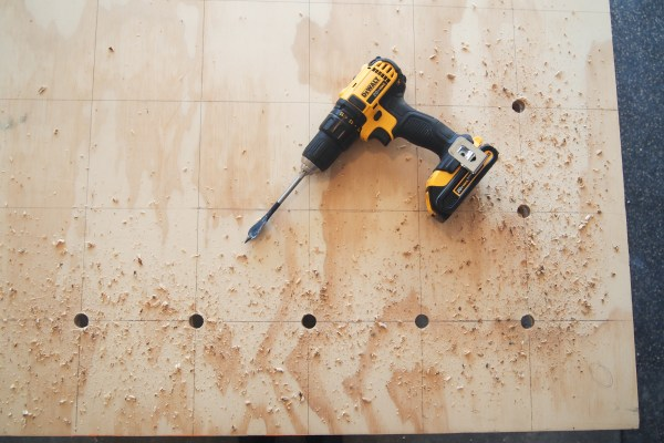Drilling Holes In Plywood, The Learner Observer For Remodelaholic