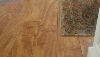 Remodelaholic diy plywood flooring pros and cons tips remodelaholic in review april 2017 solutioingenieria Choice Image
