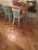 Plywood Plank Flooring, Holly Goose 2 6 17, Featured On @Remodelaholic