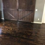 Plywood Plank Flooring Lee Burris 2 6 17 Torched And Stained Featured On