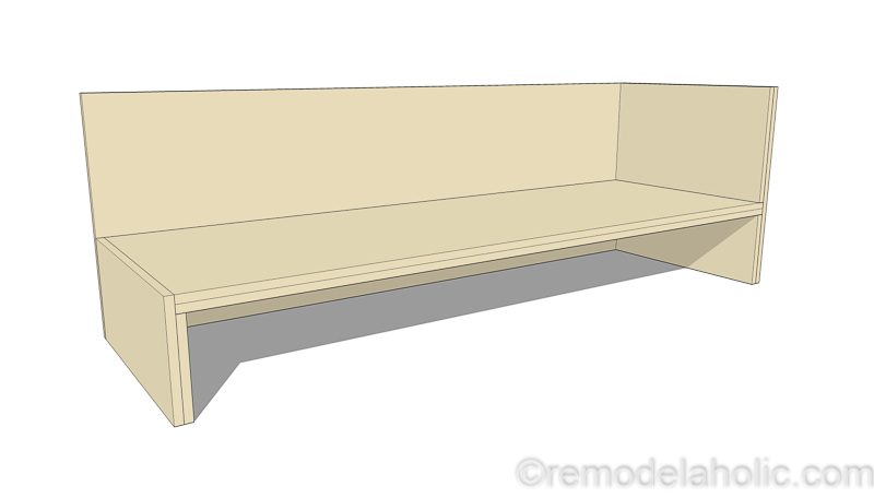 DIY Outdoor Sectional Sofa | Plywood Woodworking Plans