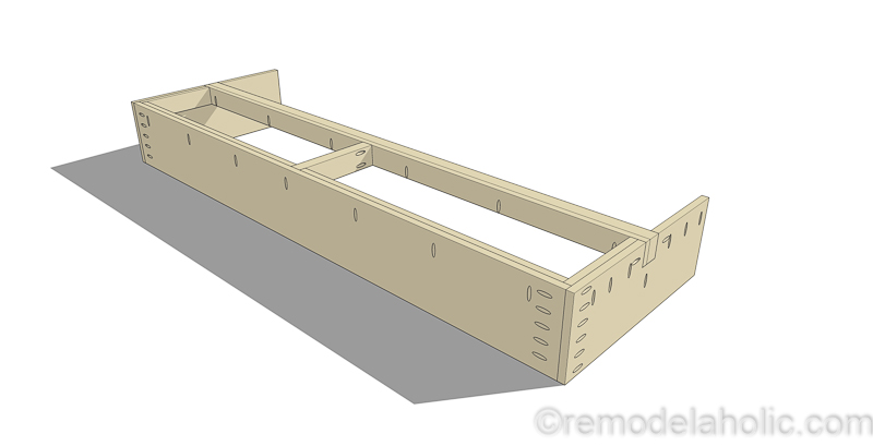 Plywood Sofa Sectional 8