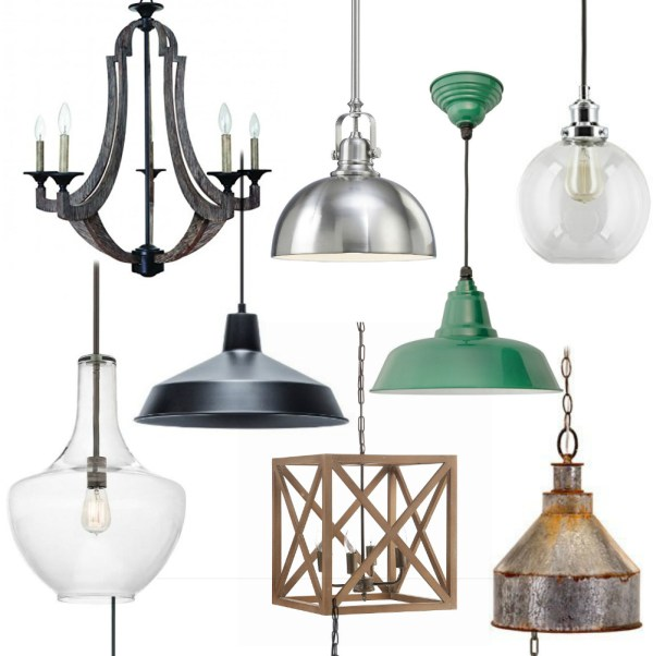 Fixer Upper Kitchen Island Pendant Lights