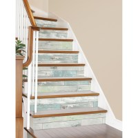 Remodelaholic   Unique Ideas for Updating Stairs