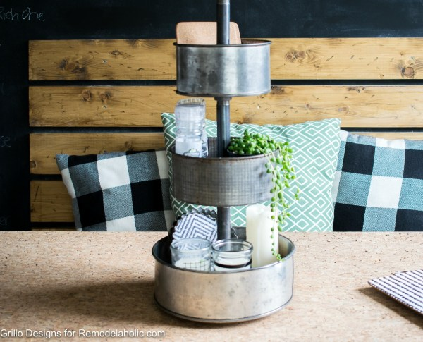 Industrial Tiered Stand From Baking Tins Grillo Designs 1 11