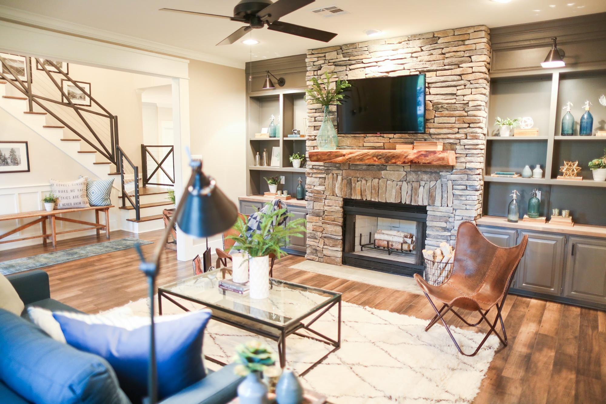 Remodelaholic Get This Look Fixer Upper Chip 2 0 Living
