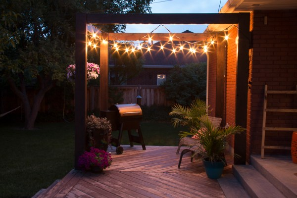 Best DIY Outdoor Projects: Modern Deck Pergola Plans