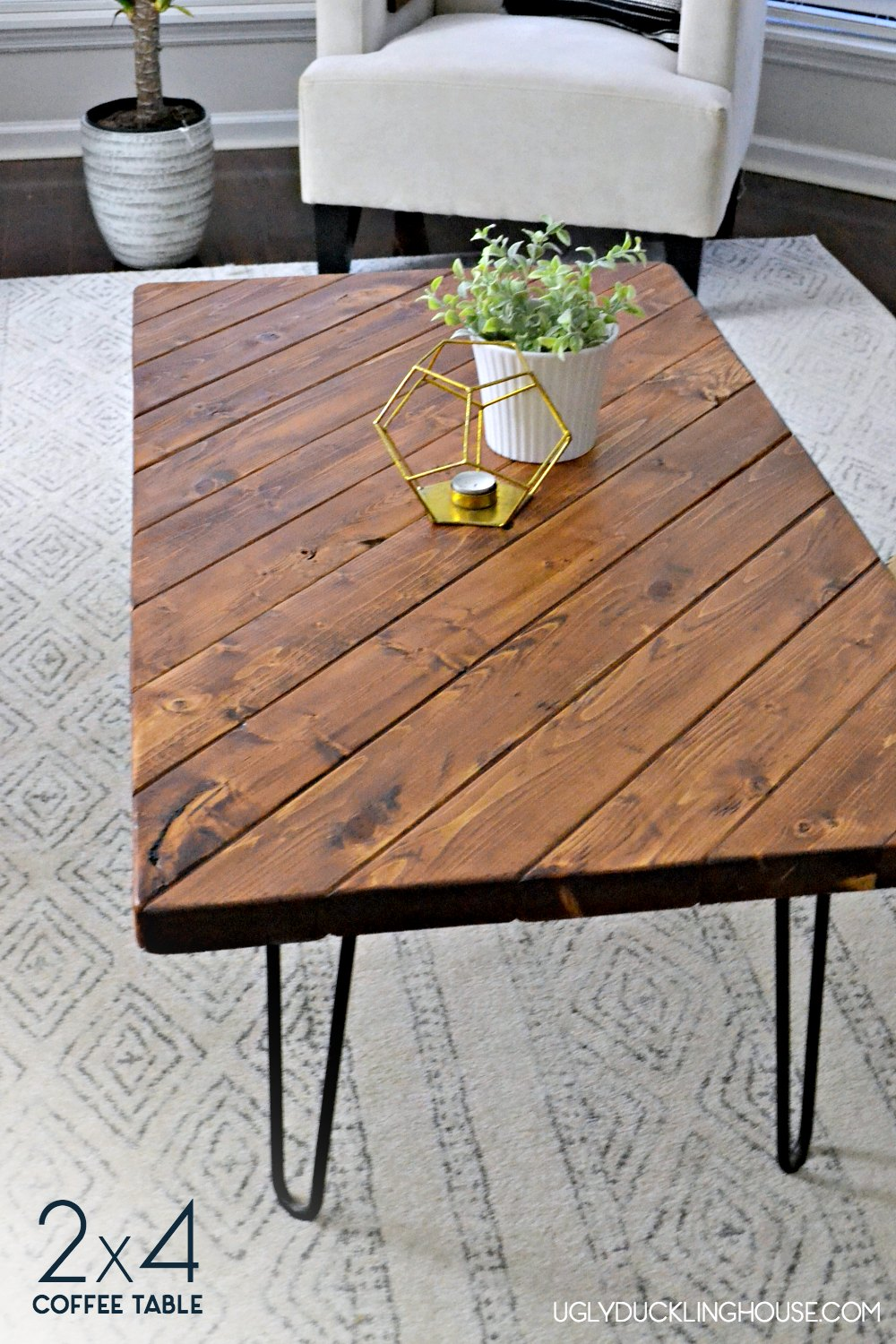 remodelaholic | 20 easy diy 2x4 wood projects