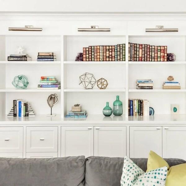 Bookshelf Via Clean Design Partners Wayfair