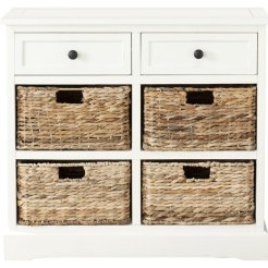 Farmhouse Homework Station 14 Storage Console Chest