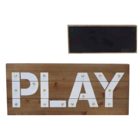 Girls Playroom Lighted Sign