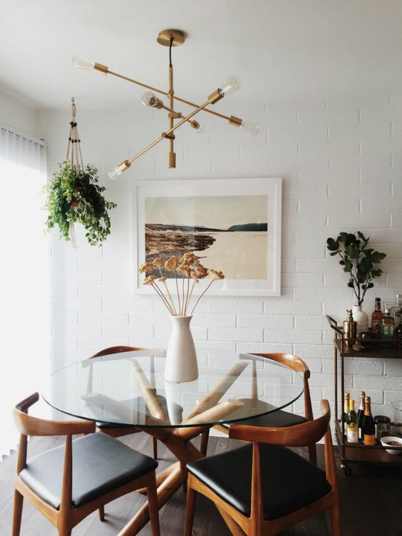 jacqueline sofa leona leather remodelaholic | dining in style: neutral mid-century ...