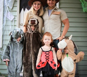 25 Creative Family Halloween Costume Ideas