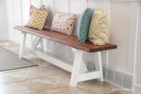 Farmhouse Bench 600x402