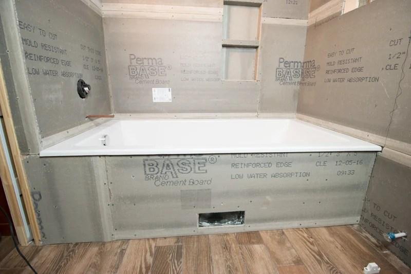 Basement Bathroom@remodelaholic 8