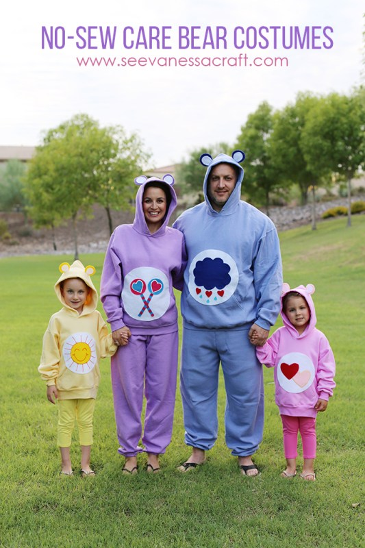Care Bear Costumes See Vanessa Craft