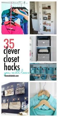 Closet Hacks