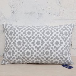 Farmhouse Bedroom 10 Velvet Patterned Pillow