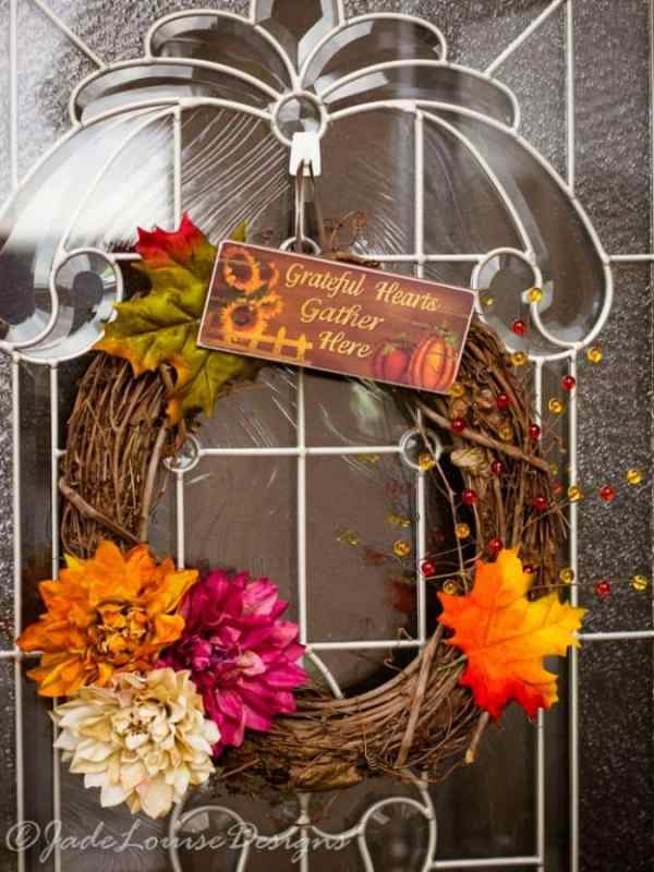 Thankful Wreath 31