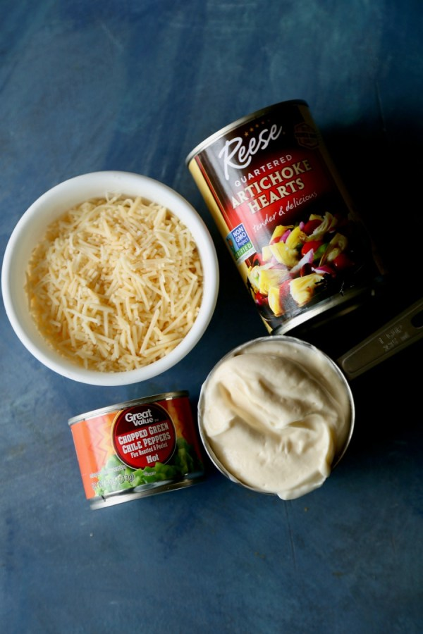 Artichoke Parmesan Dip 11 Remodelaholic