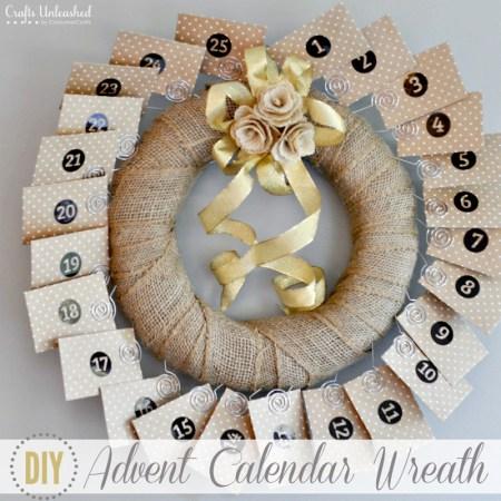 DIY Advent Wreath Crafts Unleashed