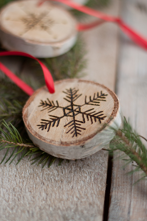 Etched Birch Ornaments 6