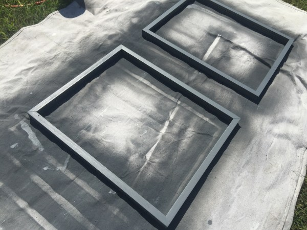 Pressed Plant Glass Frames by SAwdust2Stitches for Remodelaholic.com 5
