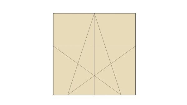 Remodelaholic Large Rustic Star Step 4