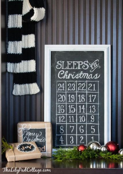 Christmas Countdown Advent 8