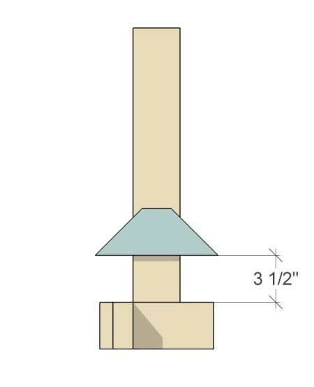 Remodelaholic Herringbone Tree Assemble Herringbone 1a