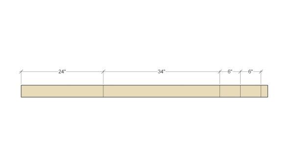 Remodelaholic Herringbone Tree Cut Diagram 3