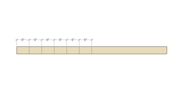 Remodelaholic Herringbone Tree Cut Diagram 4