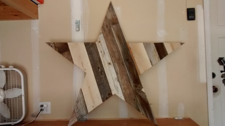 Remodelaholic Large Rustic Star Step 8 A