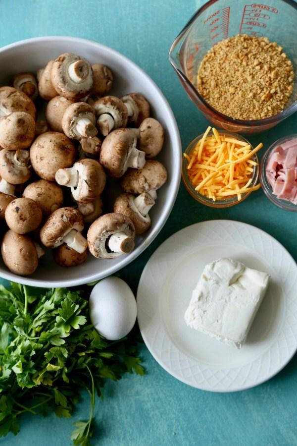 Stuffed Mushrooms Remodelaholic 1