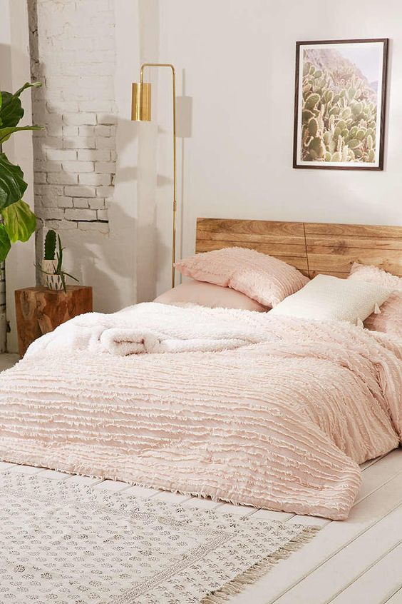 Blush Bedroom Inspiration 8