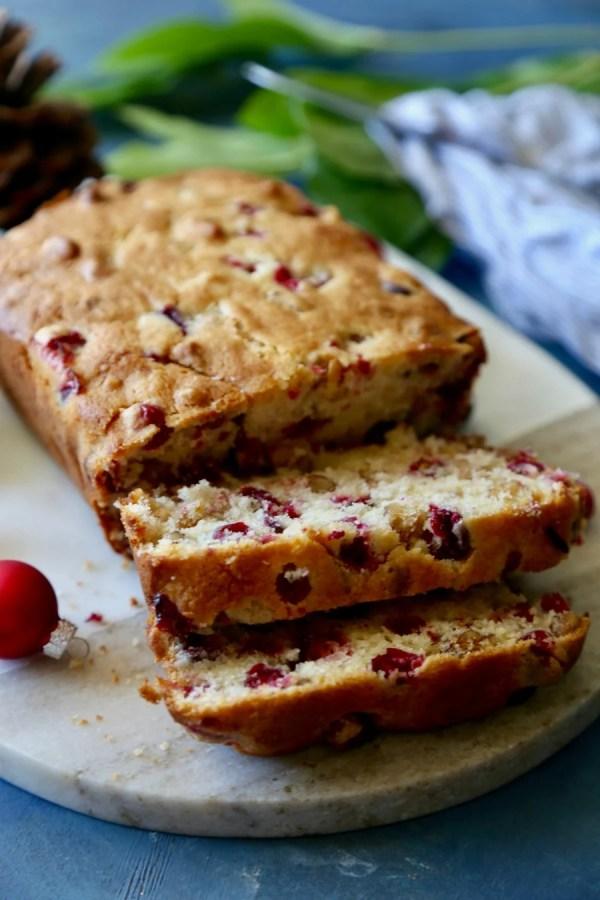Cranberry Bread Remodelaholic 4