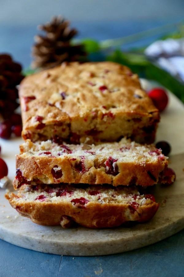 Cranberry Bread Remodelaholic 8