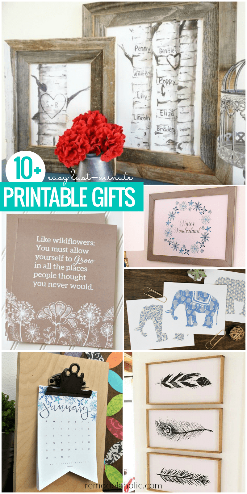 Diy Last Minute Birthday Gifts For Your Best Friend Bahuma Sticker
