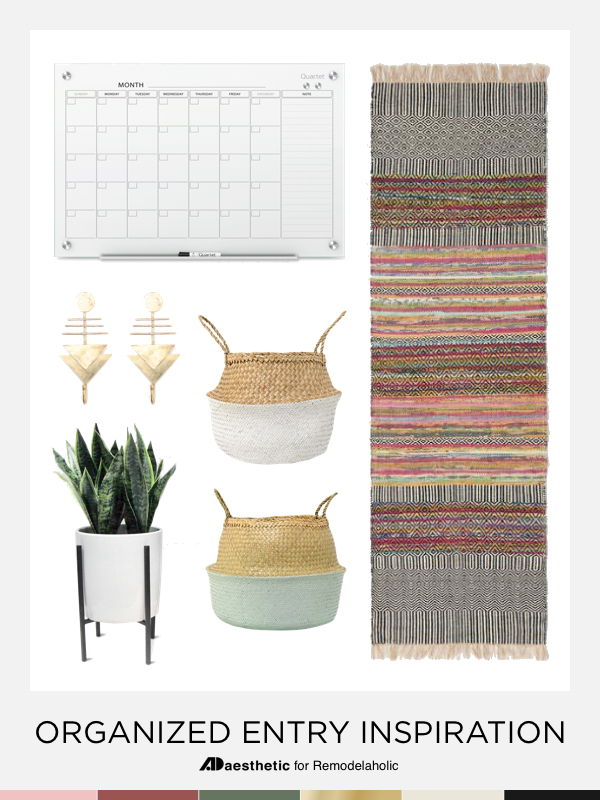 Organized Entryway Inspiration U0026 Tips
