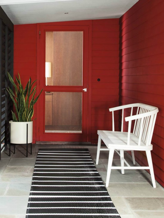 Caliente: Color Of The Year Paint Trends For 2018