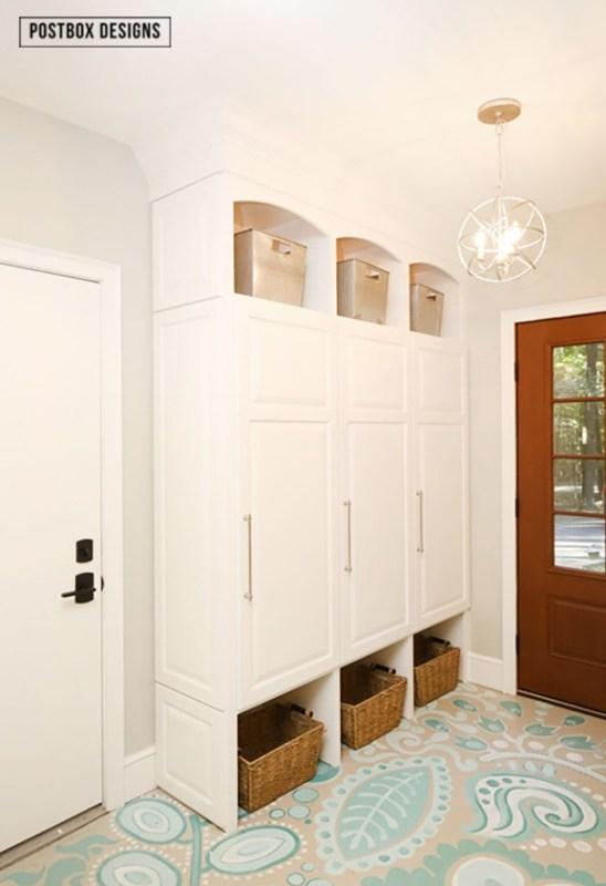 Best DIY Tutorials And Tips, Mudroom Lockers Postbox Designs