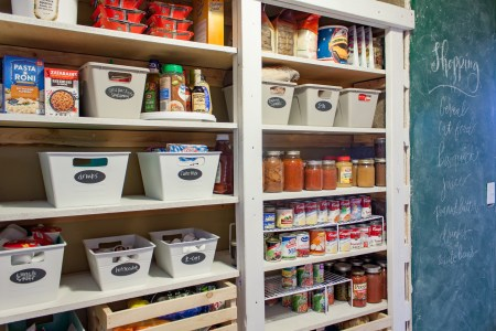 How To Organize Large Pantry On Budget You Tube (1 Of 9)
