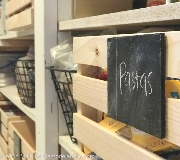 How To Organize Large Pantry On Budget1 (23 Of 23)