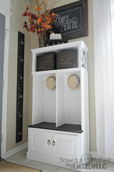 Remodelaholic Locker 768x1157