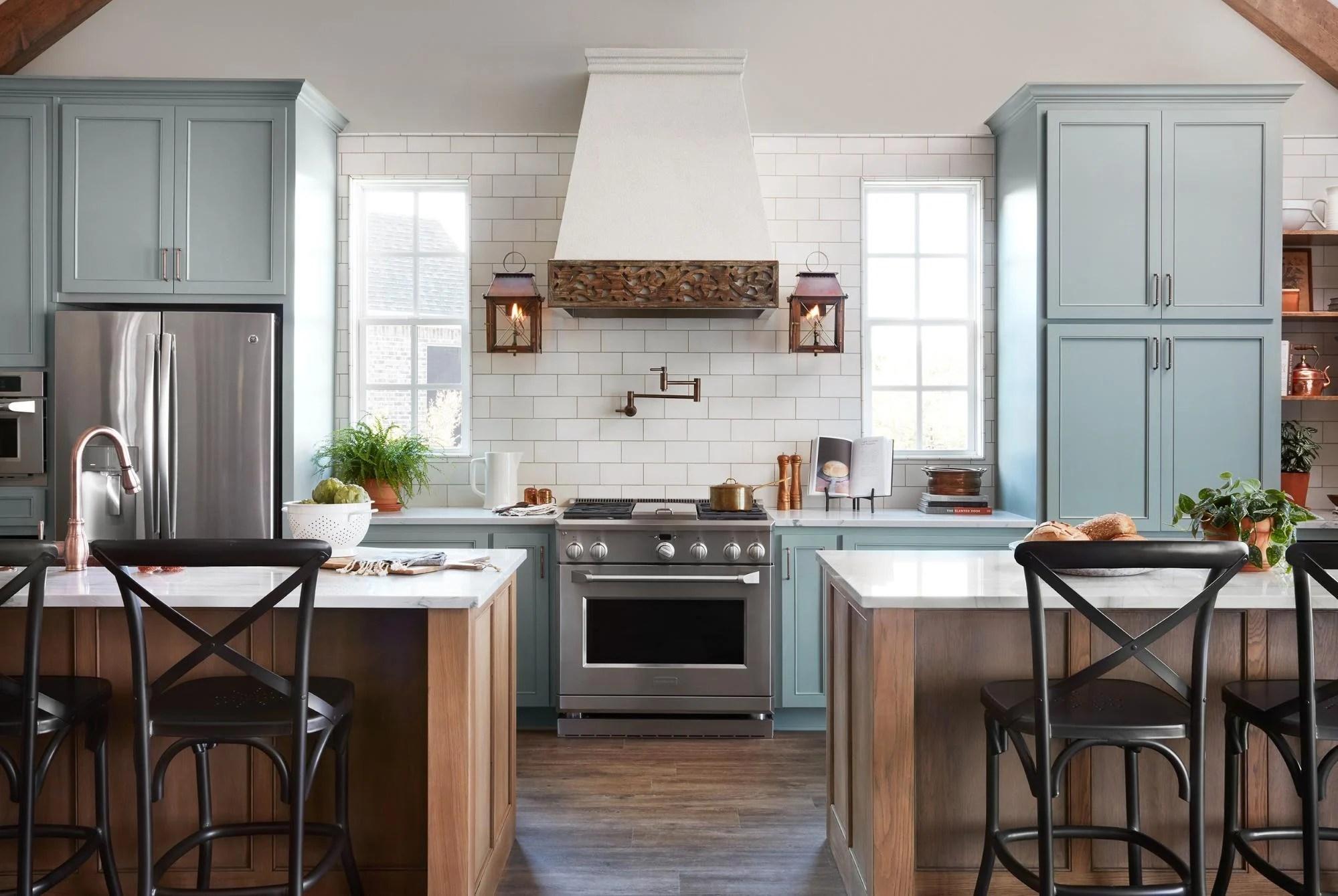 Sage Green Kitchen Cabinets Magnolia