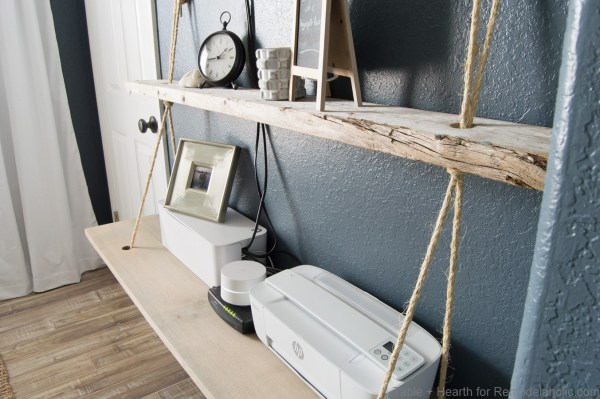Nautical Rope Shelves Tableandhearth 28