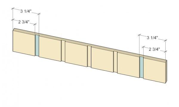 Remodelaholic Removable Utensil Drawer Organizer Step 5