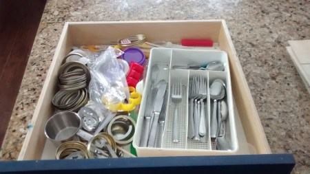 Remodelaholic Removeable Untensil Drawer Organizers (22)