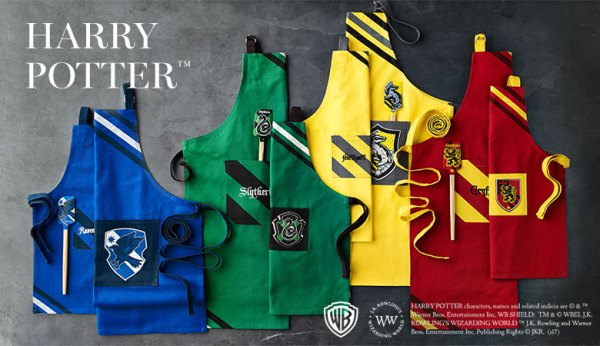 Harry Potter Aprons